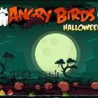 Играть Angry Birds Halloween онлайн
