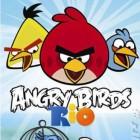 Играть Angry Birds Rio онлайн