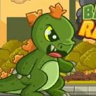 Играть Динозаврик-разрушитель онлайн