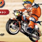Играть Наруто Мотоцикл онлайн