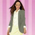 Играть Одевалка Рианна онлайн