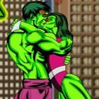 Играть Поцелуй Халка онлайн