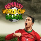Играть Penalty World cup Brazil онлайн